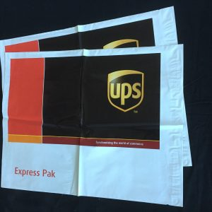 Tampervoid Bronze tamper evident security bags